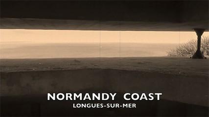Batteries - Longues-Sur-Mer - Poste de commandement