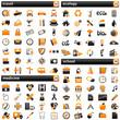 pack Icons II: orange