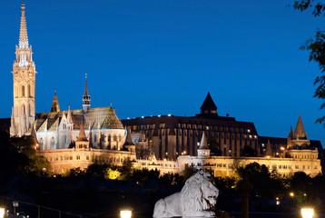 Budapest Matthiaskirche 3