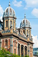 Budapest Jugendstil Bahnhof