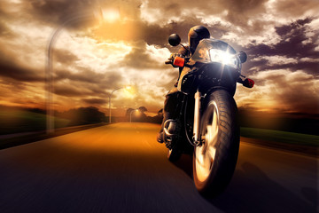 Motorbike Driving
