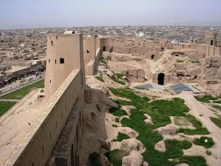 Herat Landscape, Afghanistan