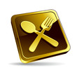 Icône cuisine et restaurant