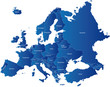 Karte Europa - 33817341