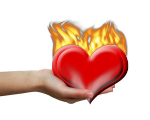 Heart in Fire