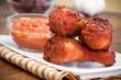 Chicken Tikka Masala Drumsticks