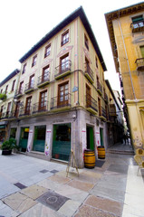 Plaza Nueva - Albaicin - Granada - Analusien - Spanien