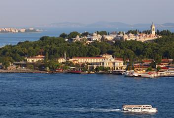 Topkapi palace - Istanbul