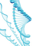 DNA Blue Glass