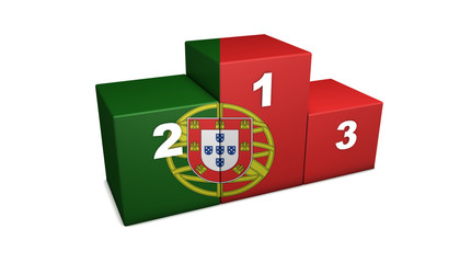 Portuguese Podium