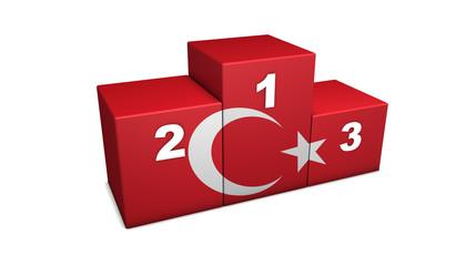 Turkish Podium