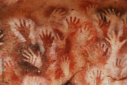 Arte rupestre - Cueva de las Manos - Argentina - 33828985