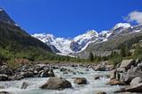 Fototapety Morteratsch Gletscher