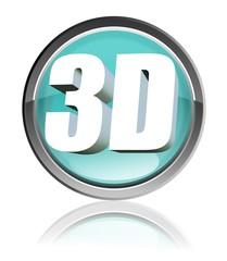 3D icona