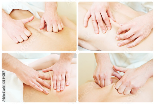 massage technique composition