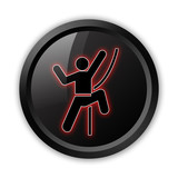 "Black Icon ""Rock Climbing"""