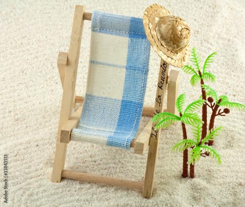 vacances, plage, cocotiers, île de la réunion