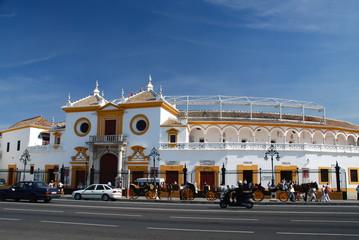Plaza de Toros, Seville, Spain
