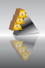 Triple A Prisma gold