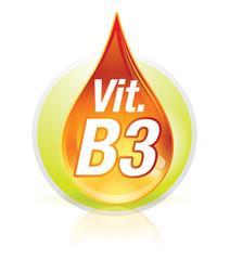 Vitamines B3, PP ou niacine