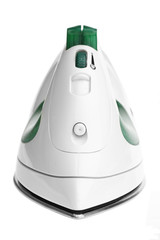 Green electric iron