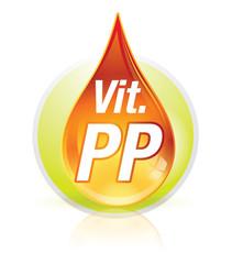 vitamine PP, B3 ou niacine