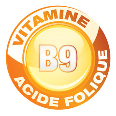 ACIDES FOLIQUES, FOLATES, Vitamine B9