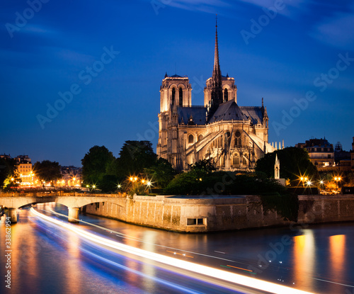 Cathédrale Notre Dame de Paris, Francja