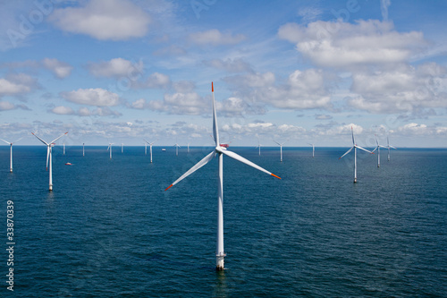 Offshore Turbine - 33870339