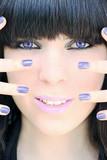 Violett Make Up