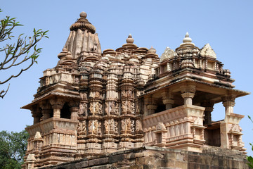 Khajuraho Group of Monuments in India