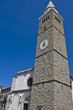 Koper cathedral and town tower