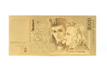1000 Gold-Mark