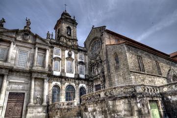 Church of Saint Francis in Porto, Portugal