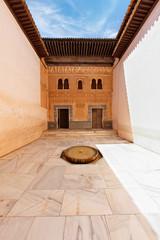 Nasridenpalast, Alhambra, Granada / Spanien