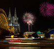"""Cologne Lights"" - Fireworks"