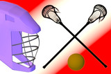 Accessories for Lacrosse poster