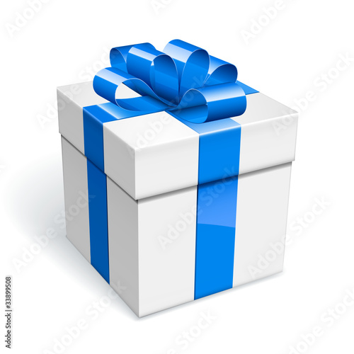 cadeau noël - pudełko upominkowe