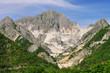 Carrara Marmor Steinbruch - Carrara  marble stone pit 22