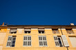 Immeuble ancien & Ciel bleu (Aix en Provence)