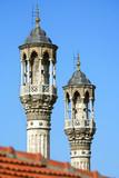 Aziziye mosque in Konya poster