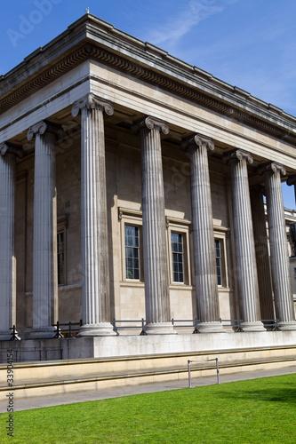 Foto op Canvas Stadion British Museum
