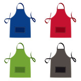 Apron collection poster