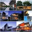 Collection of Modern Luxury Lofts / Villas