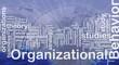 Organizational behavior background concept