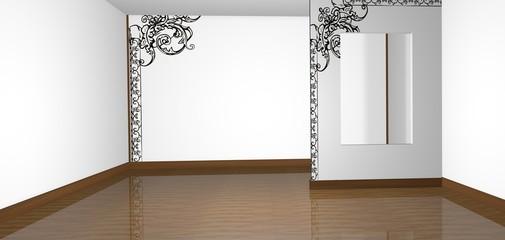 Salone interno d'arredare