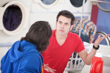 Laundromat Argument