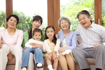3世代ファミリー