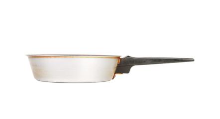 Large metal frying pan
