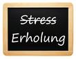 Stress und Erholung